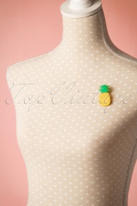 Collectif Pineapple Brooch 340 80 20343 20170404 0009w