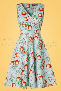 Bunny Sommerset Blue Apple Swing Dress 102 39 21130 20170406 0002w