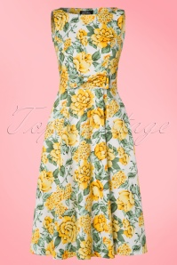 Hearts and Roses White Yellow Swing Dress 102 59 21742 20170410 0011W