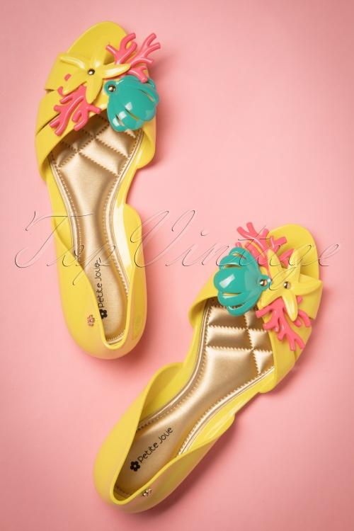 Petite Jolie Amarelo Sandals 420 80 19835 20170411 0005w