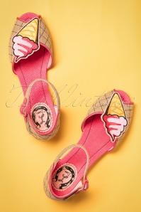 Miss L Fire Gelato Natural Sandals 420 58 20108 04052017 001w
