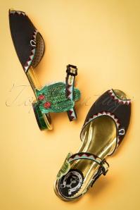 Miss L Fire Serape Multicolour Sandals 420 10 20112 04052017 001w