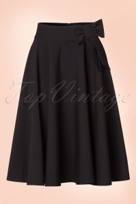Daisy Dapper Bonnie Bow Black Skirt 122 10 21134 20170411 0001W