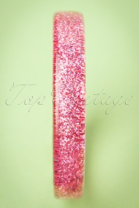 Splendette Pale Pink Glitter Bangle 310 22 21149 20170412 0017w