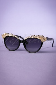 Collectif Audrey Diamants Catseye Sunglasses 260 10 21480 20170414 0029w