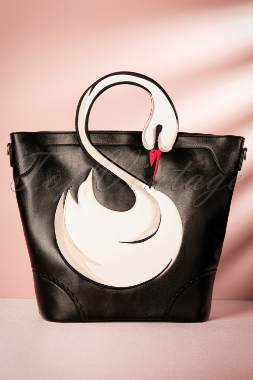 Dancing Days by Banned Smitten Bag in Black 212 10 21129 04132017 044W