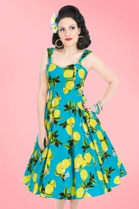 Hearts and Roses Blue Lemon Swing Dress 102 39 21731 20170418 2