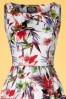 Hearts and Roses Multi Floral Swing Dress 102 57 21735 20170418 0014V