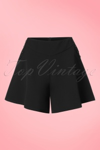 Vixen Black Shorts 130 40 20844 20170306 0005W