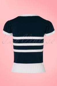 Vixen Parker Navy Sailor Sweather  113 39 20845 20170418 0006W