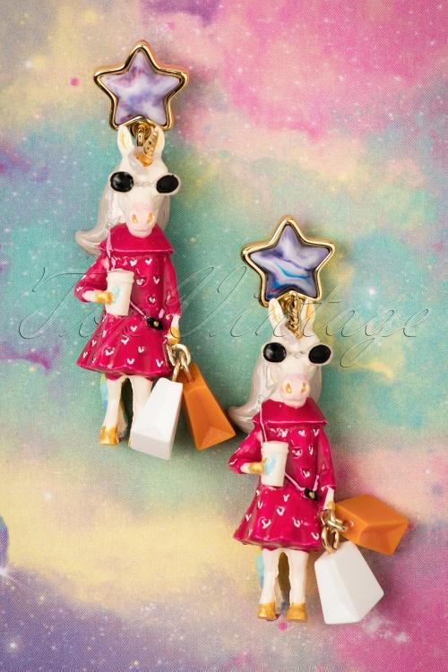 N2 Unique Unicorn earrings 333 90 21158 04182017 003W
