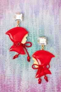 N2 Little Red riding hood Earrings 333 20 21159 04182017 007W