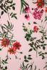 Vintage chic 60s Aloha Pink Pencil Dress 100 29 20889 20170418 0004