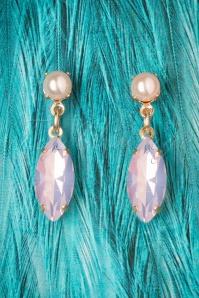 Lovely Parl Stone Earrings 333 22 21656 04202017 002W