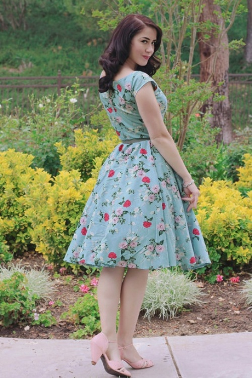 a9bf3a3ecbd7 Bunny Belinda 50s Swing Dress 102 39 18258 20160212 2