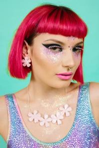 FromNicLove Cherry Blossom Earrings 330 22 21624 model01
