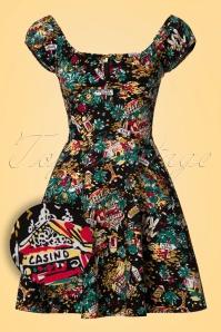 Bunny Morte Caro Mini Dress in Black 102 14 21073 20170420 0002V