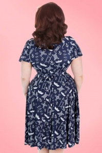Lady Voloptuous Sailor Dress 102 39 21785 4
