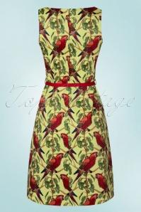 Lady V Parrot Dress 102 49 21806 20170424 0020W