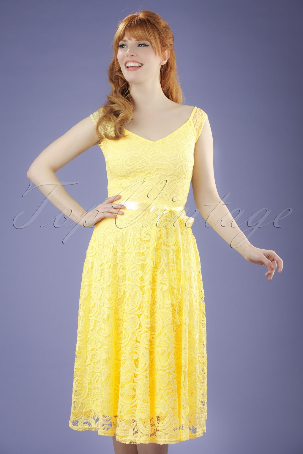 15cf2cc2f8ca6 Lucia lace swing dress in light yellow jpg 1020x1530 Light yellow lace