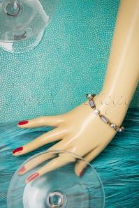 Lovely Milk stone Bracelet 310 22 21650 04242017 003W