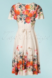 Lady V Floral Swing Dress 102 59 21800 20170425 0006W