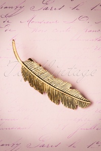 From Paris with Love Fashion Bronz Hairclip 208 91 21545 04262017 003W