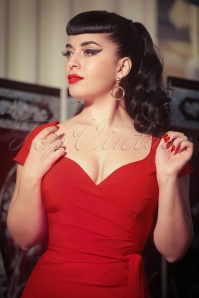 Vintage Diva The Bombshell in Red 20878 20130318 0003cw