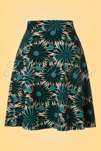 King Louie Sofia Skirt in Cream 123 57 20291 20170428 0006W