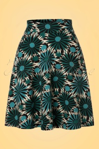 King Louie Sofia Skirt in Cream 123 57 20291 20170428 0001W