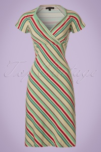 King Louie Gina Striped Dress 100 57 20296 20170428 0002W