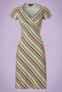 King Louie Gina Striped Dress 100 57 20296 20170428 0002W