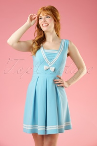 Bunny Sailor Ruin Sky Blue Dress 102 30 21034 20170323 0011W