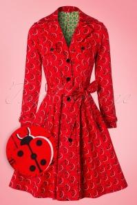 Blutsgeschwister  Red Ladybug Raincoat 151 27 19682 20170314 0003wv