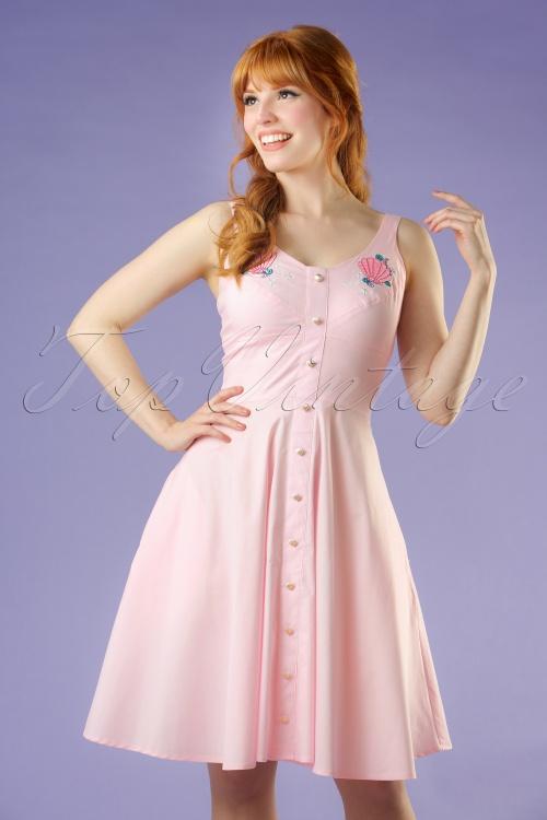 Bunny Lorelei Pink Mermaid Dress 102 22 21076 20170322 00010W