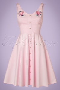 Bunny Lorelei Pink Mermaid Dress 102 22 21076 20170322 0002W