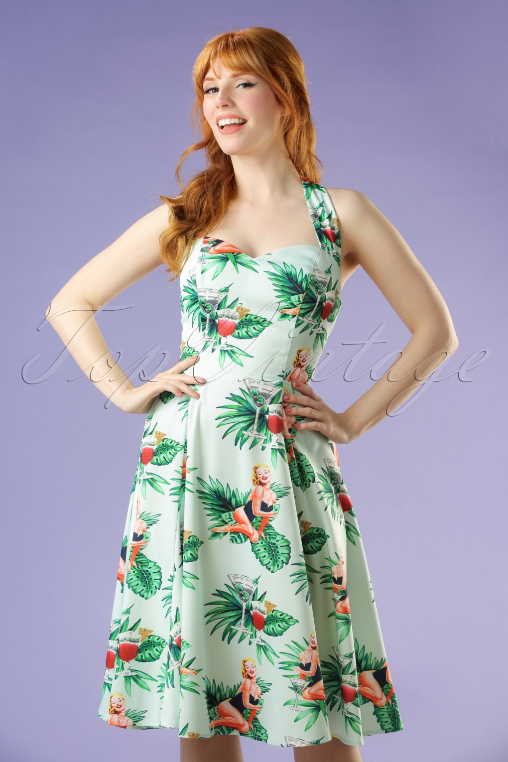 Pin Up Girl Dresses