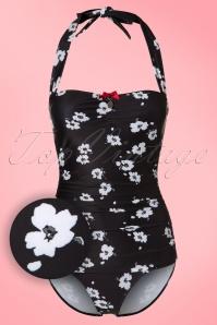 Vive Maria Fleur Noir Swimsuit 161 14 22089 20170502 0006W1