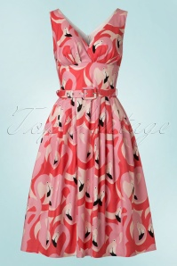 Victory Parade Flamingo Swing Dress 102 29 21500 20170502 0004W