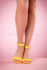 Tamaris Yellow Sandals 402 80 21912 05032017 015W
