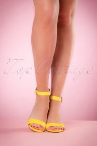 Tamaris Yellow Sandals 402 80 21912 05032017 015W