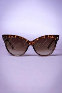50s So Retro Great Cat Sunglasses in Turtoise