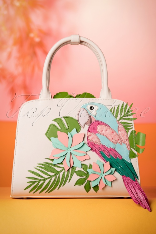 Vendula Tropical Parrot Hanbag 212 50 21244 05092017 049W
