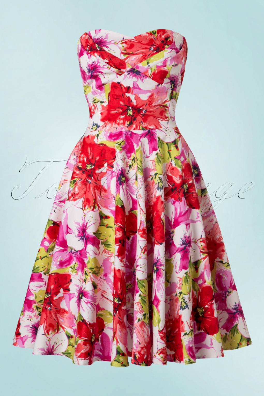 Dresses | Large fifties style dresses at TopVintage