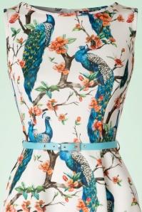 Lady V Peacock Hepburn Dress 102 57 21798 20170515 0002V