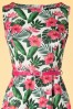 Lady V Marchella Fabric Hawaiian Dress 102 59 21797 20170515 0002V