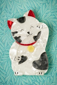 Erstwilder Neko the bekoner Brooche 340 50 22095 05152017 004W