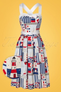 Bunny Lighthouse 50s Style Dress 102 57 21061 20170323 0004W1