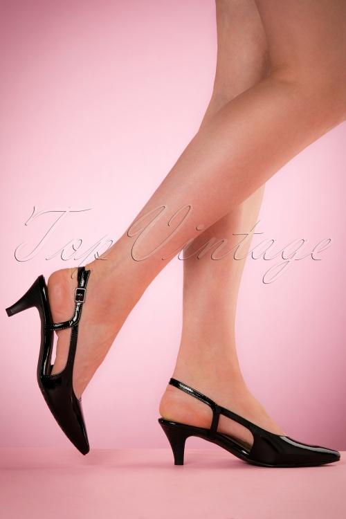 Tamaris Balack Open Heel Sandal 400 10 19850 05032017 004W