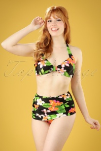 Esther Williams Classic Floral Bikini Top 16937 20151106 0010w